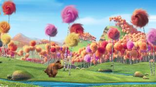 Лоракс  (The Lorax) Blu Ray Menu  (2)