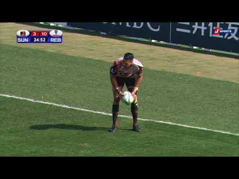 Highlights: Super Rugby 2018 Week #3: Sunwolves v Melbourne Rebels