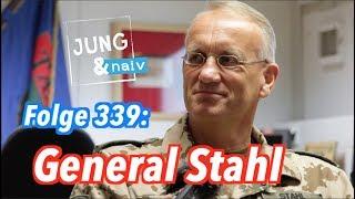 Deutschlands General in Afghanistan, Wolf-Jürgen Stahl - Jung & Naiv: Folge 339