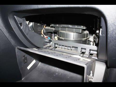 Hyundai I10 Innenraumfilter Wechseln Youtube