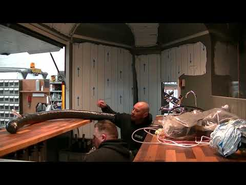 Horse Box Trailer Conversion Mobile Bar Time Lapse