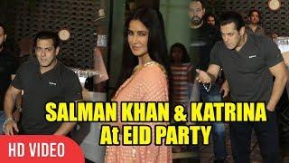 Baixar Salman Khan & Katrina Kaif At Arpita's EID Grand Party | Full Night Party