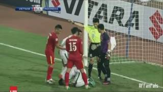 Indonesia vs Vietnam (2-2) Full Highlights - AFF Suzuki Cup 2016