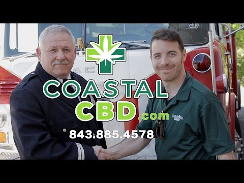 Coastal CBD 50% Off For Those Who Protect Us!