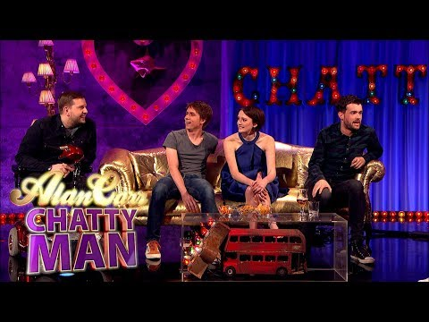The Cast Of Fresh Meat - Full Interview on Alan Carr: Chatty Man