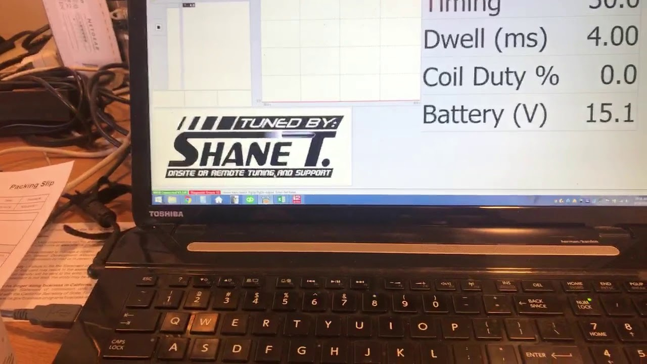 Ignition Coil Dwell Testing and why cheaper isn't better - Tuned By Shane T