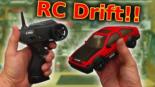 World's Cheapest RC Car - how bad can it be?