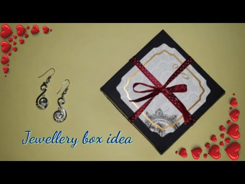 Rakhi gift and gift wrapping ideas part 2 // jewellery box idea DIY