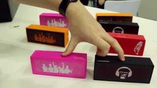 Antec AMP SP1, SP3, SPzero, and Mobile Batteries - Computex 2013