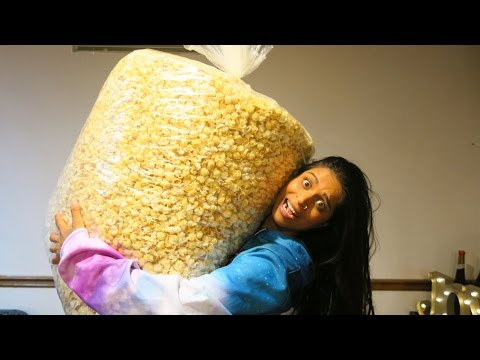 The Time We Got Pounds of Popcorn (Day 723)