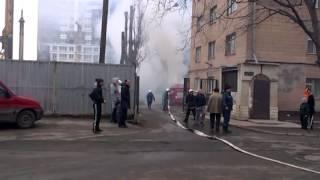 Пожар в Одессе 2 марта 2014(Пожар в аркадии на стройке жк гольфстрим., 2014-03-30T14:27:47.000Z)
