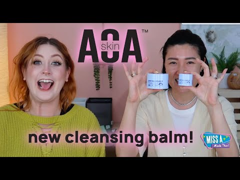 Miss A Made That! EP 6: New AOA SKIN CLEANSING BALM!