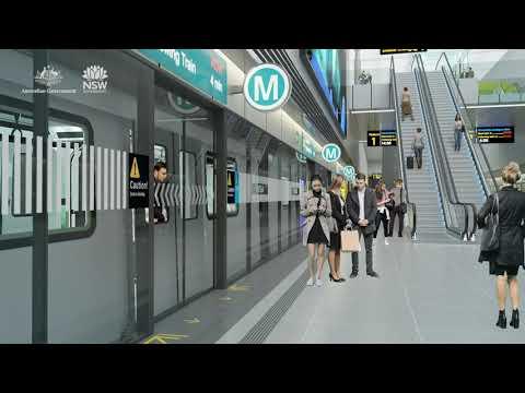 Sydney Metro: Western Sydney Airport Line Update