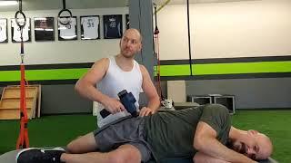 Sonic Massage Gun review LifePro Fitness Percussion Massager