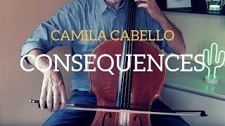 Camila Cabello - Consequences for cello and piano (COVER) Video