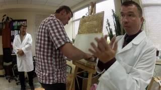 АНТИЧНЫЙ БАРХАТ декоративная штукатурка техника нанесения