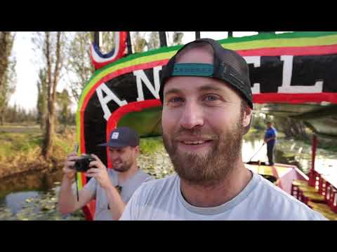 Perfect Day of Photography and Pulque in Xochimilco     Mexico City Vlog
