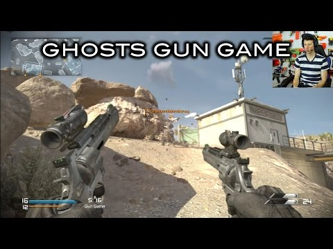 THE BRUTAL GUN GAME! (Call of Duty: Ghosts)