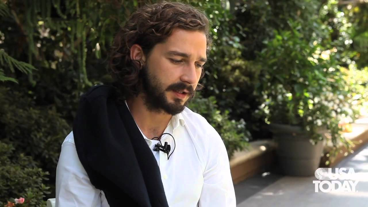 5 Questions For Shia Labeouf Youtube