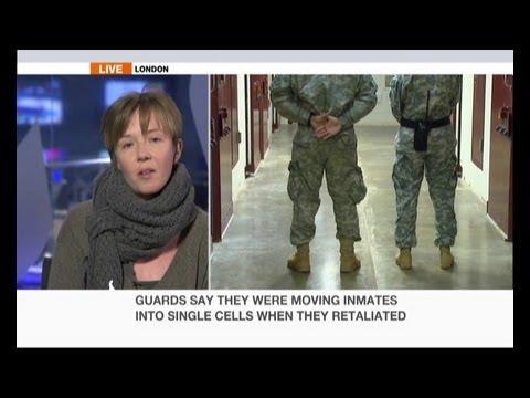 Al Jazeera talks to Reprieve about Guantanamo hunger strike