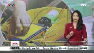 Bình phun thuốc trừ sâu điện, tay- Chương trình chống hàng giả VTV24h