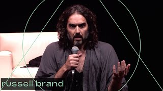 The Best Life Lesson I Was Taught | Russell Brand