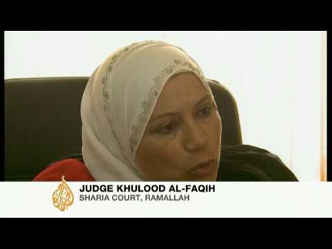 Female judges break Sharia court barrier - 5 Jul 09