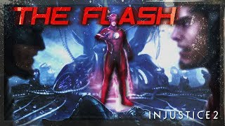 Flash Ending + God Speed Gear (Injustice 2)