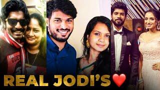 Real Life Wives Of Tamil Serial Actors | Kumaran,  Rakshan , Naveen | Vijay Tv , Sun TV | Tamil News