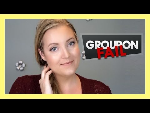 Never Buying a Groupon Again...Talk Tuesday | Allison