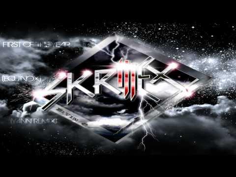 FIRST OF THE YEAR (EQUINOX)   SKRILLEX (Y4NN REMIX) [HD]