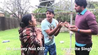 Bluetooth | Punjabi Funny Video | Latest Sammy Naz