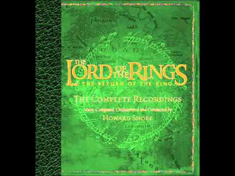 The Lord of the Rings: The Return of the King CR - 10. The Passing Of Theoden mp3