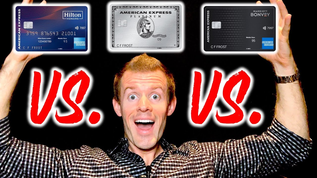 Download AMEX PLATINUM vs. HILTON ASPIRE vs. MARRIOTT BONVOY BRILLIANT