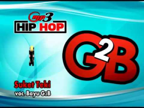 SUKET TEKI-HIP-HOP-DANGDUT-BAYU G2B