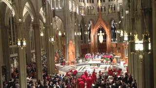 O Come All Ye Faithful - Christmas Eve Mass at Cathedral Basilica
