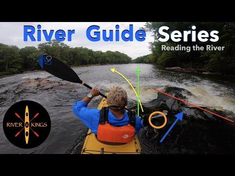 Kayak Instruction - Reading the River