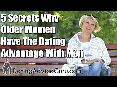 advantages of dating an older man