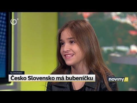 Česko Slovensko má bubeníčku (ČESKO SLOVENSKO MÁ TALENT)