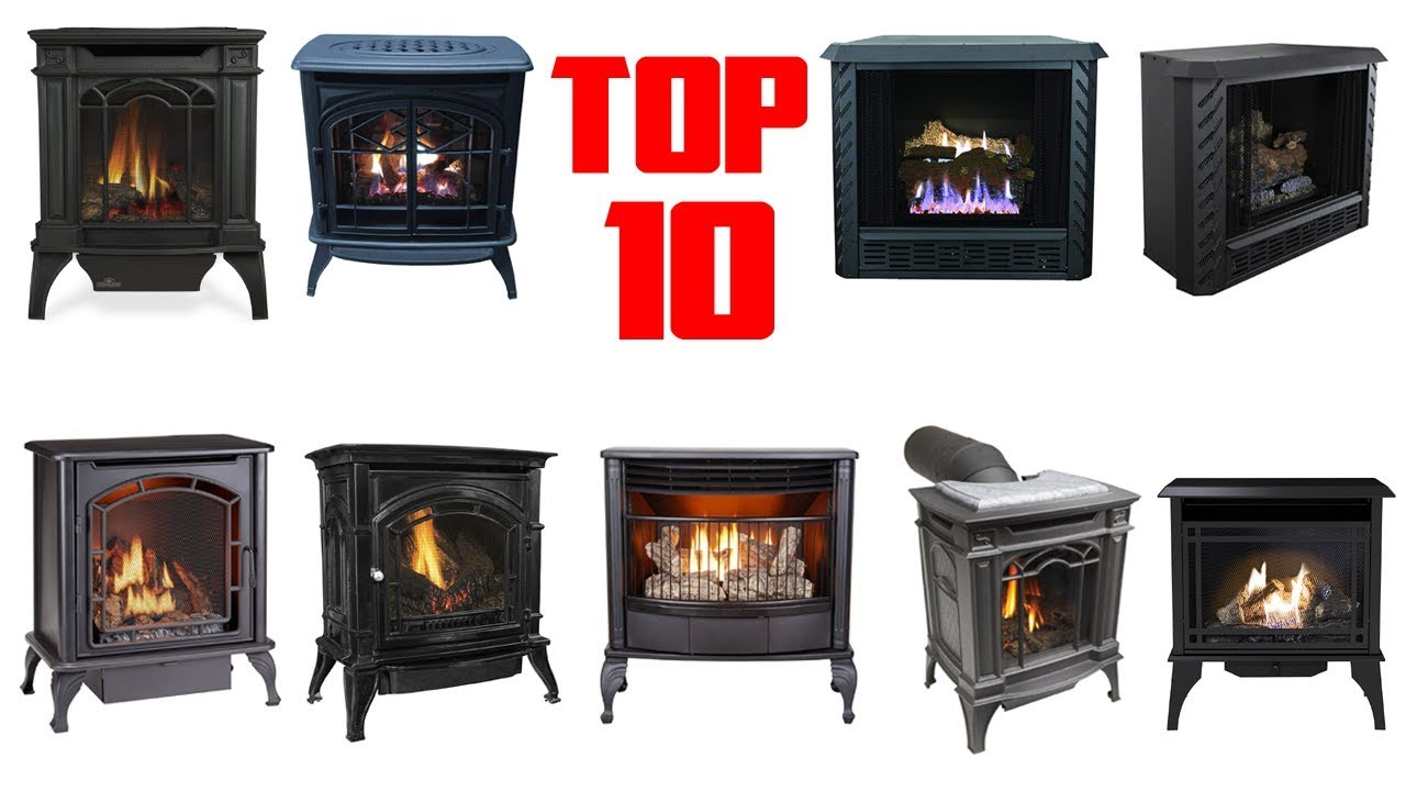 Gas Fireplace Stove Reviews 2020