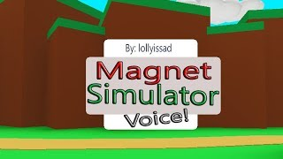 Rebirthing in Magnet Simulator | Roblox