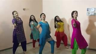 Yeh Ishq Hai / Jab We Meet / Dance Group Lakshmi