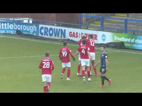 Rochdale Crewe Goals And Highlights