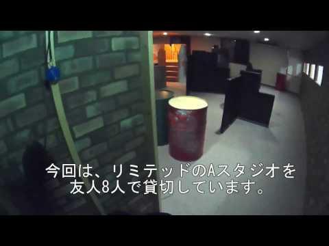 みやびなサバイバルゲーム Part002 大阪江坂CQB Limited/AK102