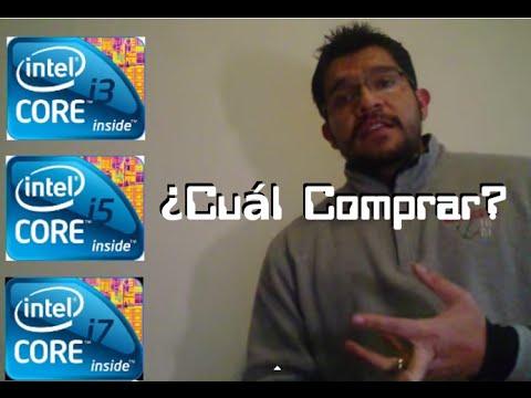 Diferencias entre Intel Core i3 i5 i7 , ¿Cuál Comprar?