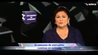 Luchar contra las adicciones AZTECA Barra de Opinion