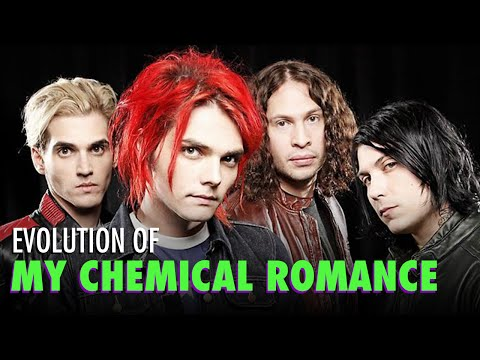 My Chemical Romance: Their Life Story