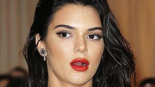 Kendall Jenner Butt Grabbed By A$AP Rocky Met Gala 2017
