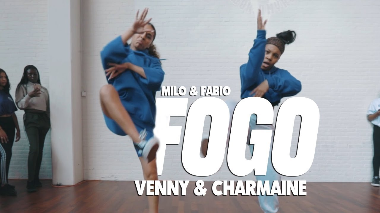 Venny & Charmaine  | Afro Choreography | #OrokanaWorld XL Workshops Spring edition