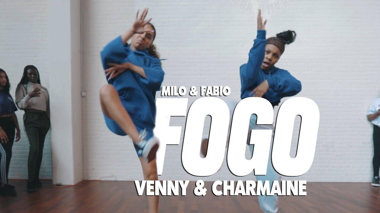 Venny & Charmaine  | Afro Choreography | #OrokanaWorld XL Workshops Spring edition